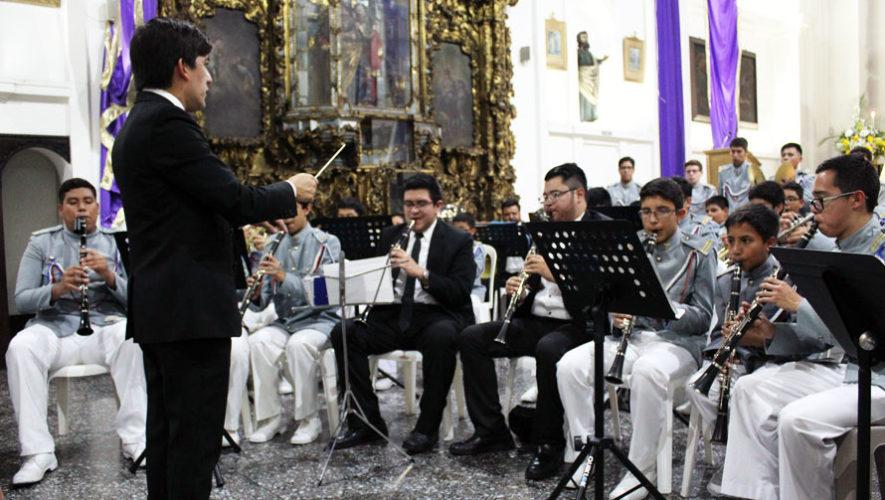 Gran concierto de Cuaresma en el Centro Histórico | Marzo 2018