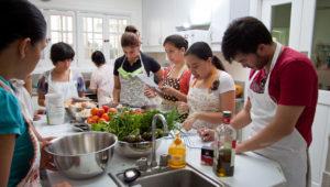 Curso de cocina italiana: pasta y postres | Abril 2018