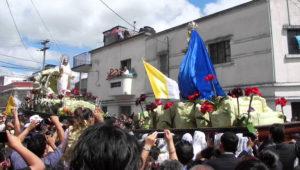 Procesión de El Calvario, Domingo de Resurrección | Abril 2018