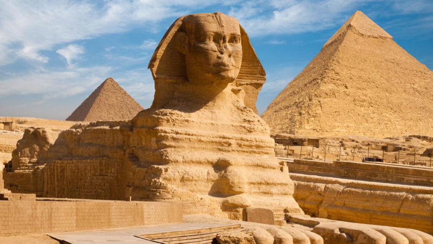 Conoce los secretos de Egipto en Guatemala | Marzo 2018