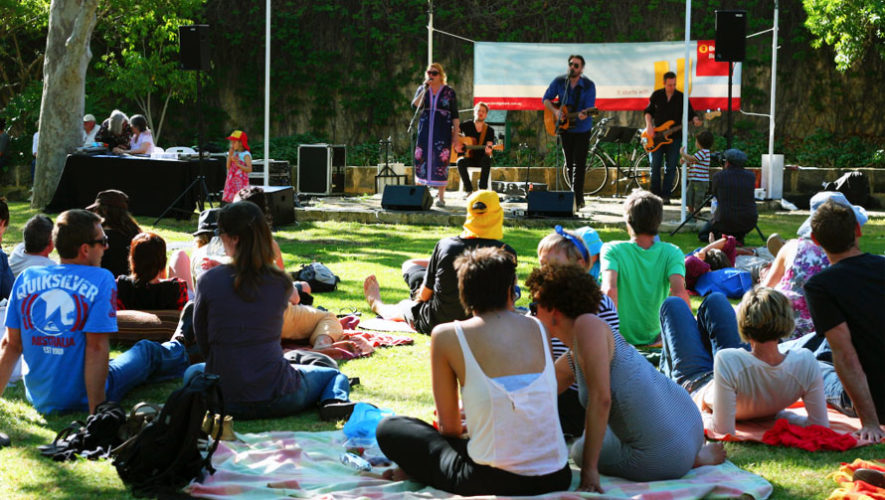 Festival por el Día de la Tierra en Antigua   Abril 2018