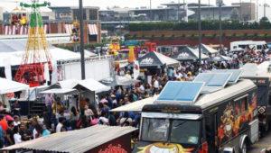 Cuarta Convención de Foodtrucks en Guatemala   Marzo 2018