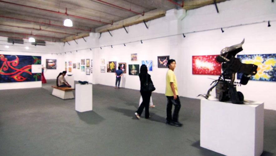 Exposiciones gratuitas de arte visual en Guatemala | Marzo 2018