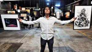 Gran exposición gratuita de varios artistas en Guatemala | Marzo 2018