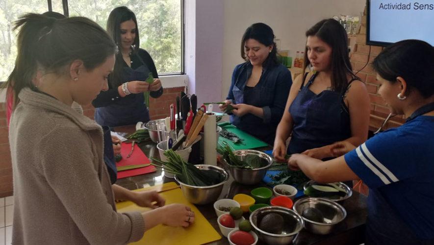 Curso de cocina sin gluten | Abril 2018