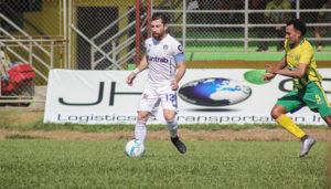 Partido de Guastatoya y Comunicaciones por el Torneo Clausura | Marzo 2018