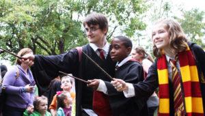 Día mágico dedicado a Harry Potter en Guatemala | Marzo 2018