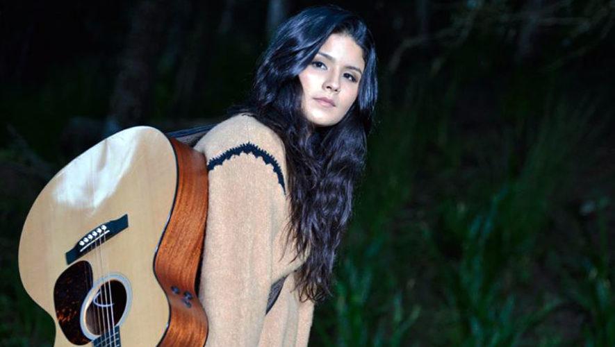 Concierto de la cantautora guatemalteca Kathy Palma | Marzo 2018