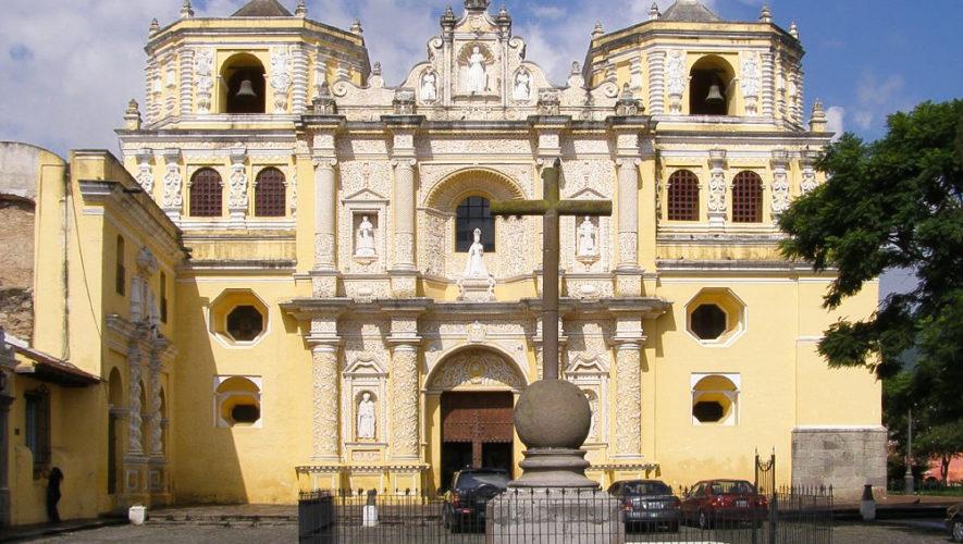 Iglesia de La Merced Antigua