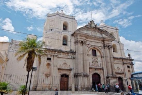 Iglesia La Merced Zona 1