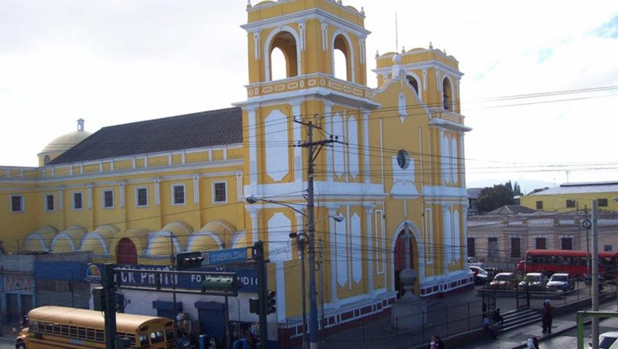 Iglesia Santa Cruz Del Milagro (La Parroquia)
