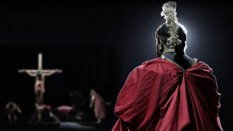 La Vía Dolorosa, Obra de teatro de Semana Santa   Marzo 2018