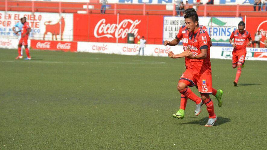 Partido de Malacateco y Cobán por el Torneo Clausura | Marzo 2018