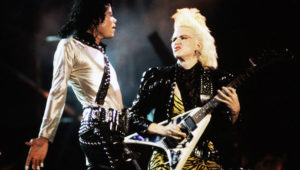 Taller gratuito con Jennifer Batten, guitarrista de Michael Jackson | Marzo 2018