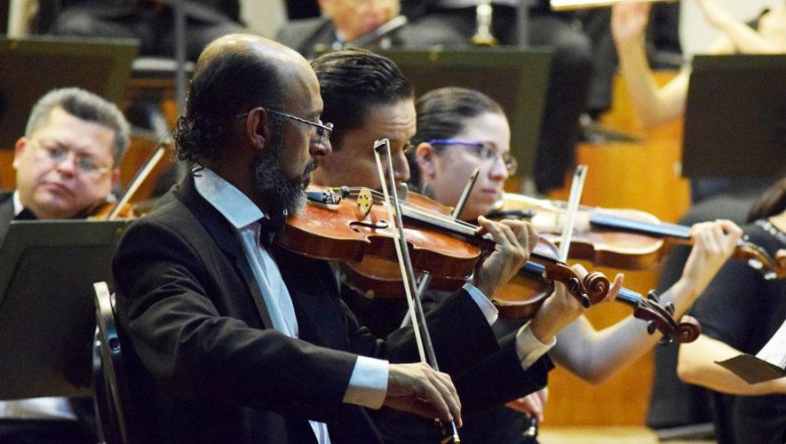Maestros Europeos del Siglo XX, concierto de la Orquesta Sinfónica Nacional | Septiembre 2018