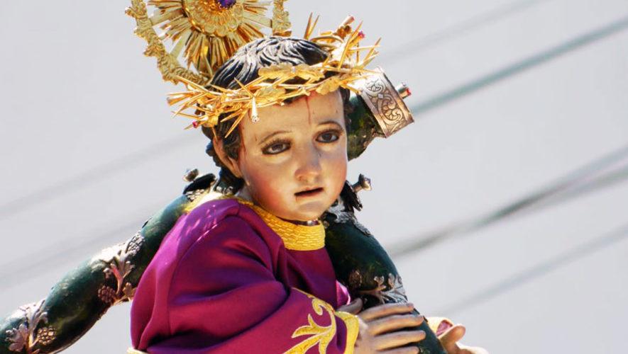 Procesión infantil de La Merced, Sábado de Ramos   Semana Santa 2018