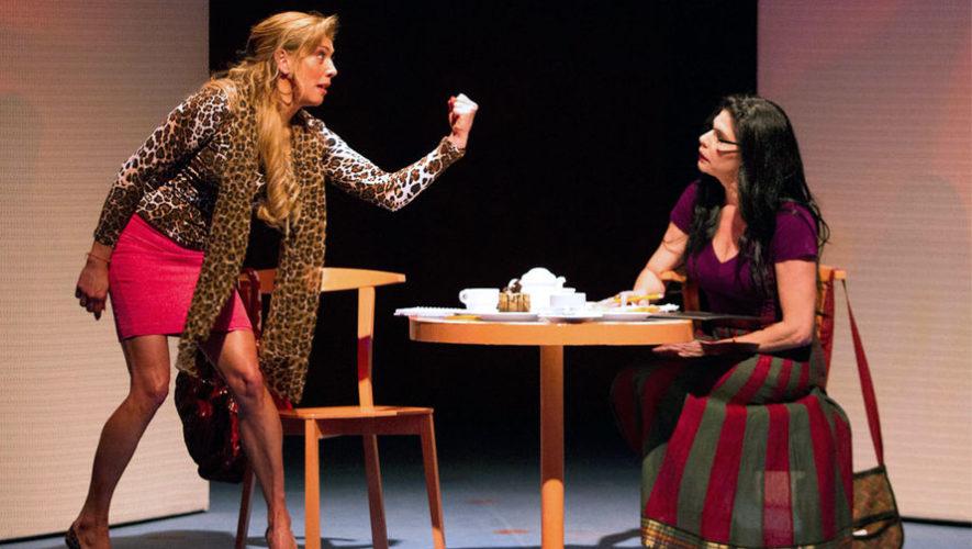 Bicéfalo, obra de teatro para adultos en la UP | Marzo 2018