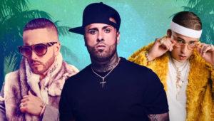 Concierto de Yandel, Nicky Jam y Bad Bunny | Gira Refrescante Pepsi 2018