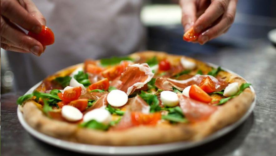Curso de cocina de pizzas italianas | Abril 2018