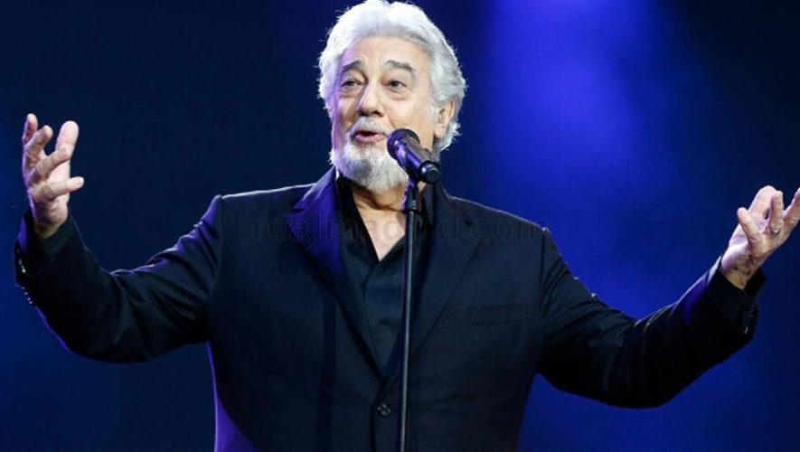 Concierto de Plácido Domingo en Guatemala | Mayo 2018