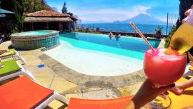 Restaurantes con piscina en Guatemala