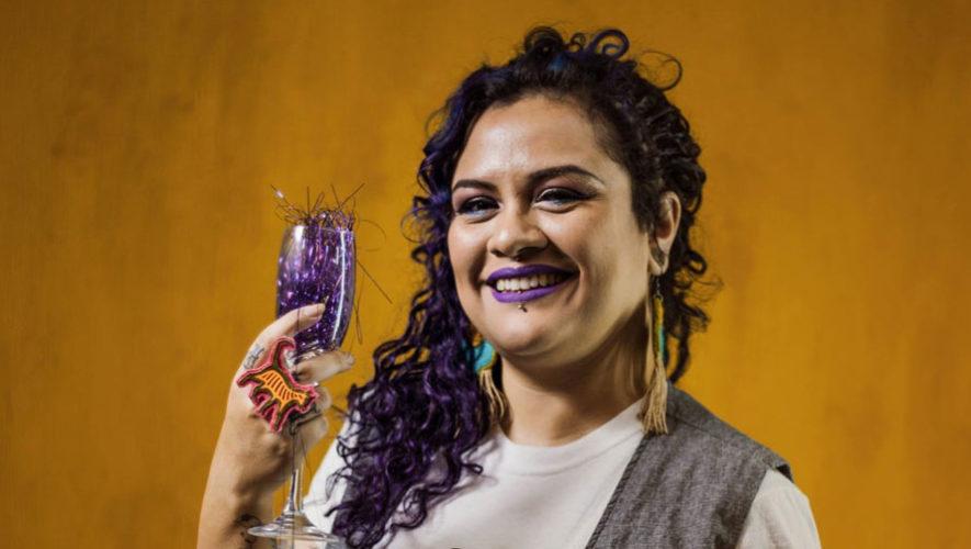 Conversatorio con Rebeca Lane en Mona Café   Marzo 2018