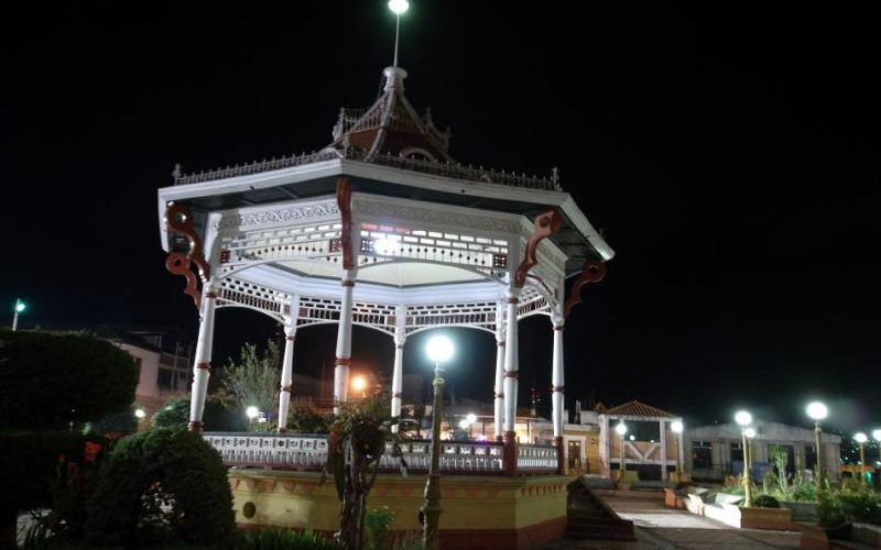 Parque Central San Marcos