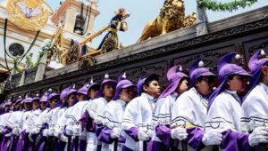 Recorrido para conocer las tradiciones de Semana Santa | Marzo 2018