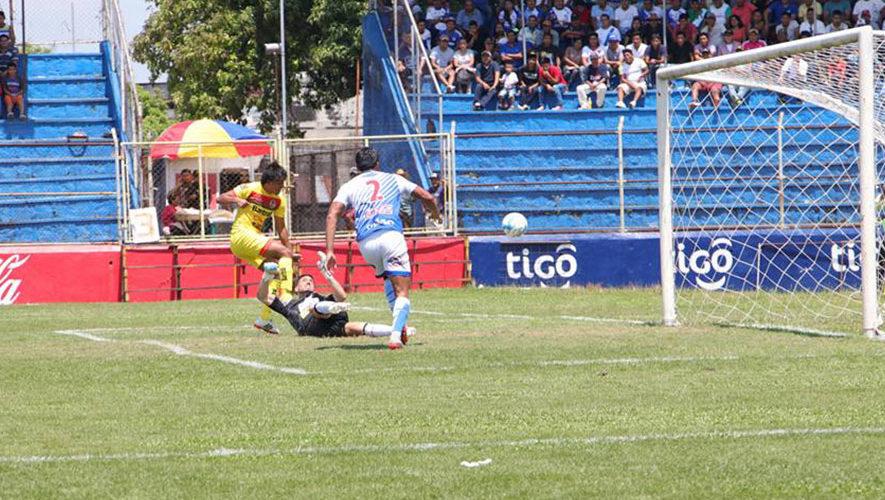 Partido de Suchitepéquez y Marquense por el Torneo Clausura | Marzo 2018