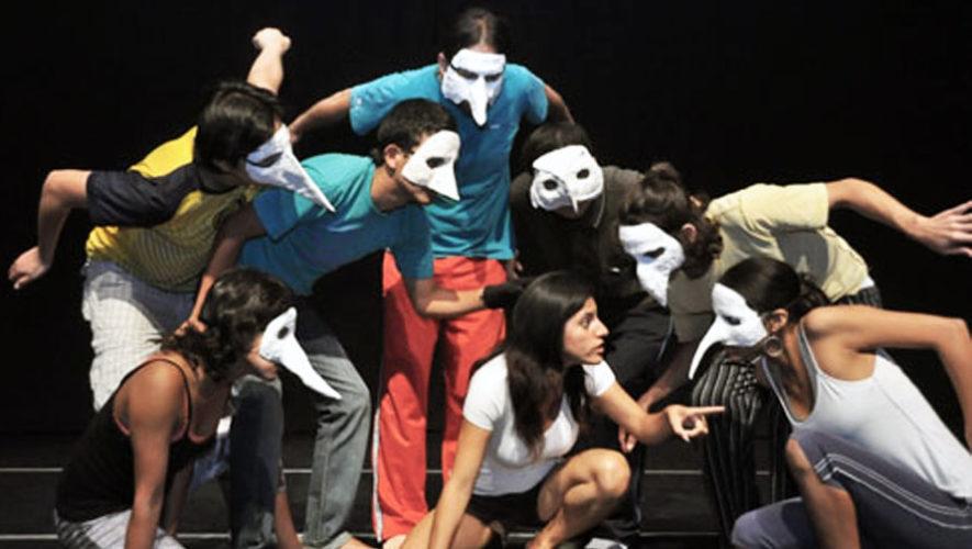 Talleres gratuitos de Teatro en Guatemala | Marzo 2018