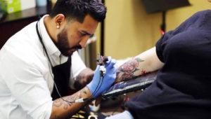 Festival de tatuajes rápidos en Corazón de Oro   Marzo  2018