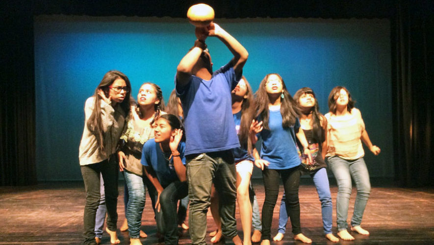 Celebración del Día del Teatro en el Parque Central | Marzo 2018