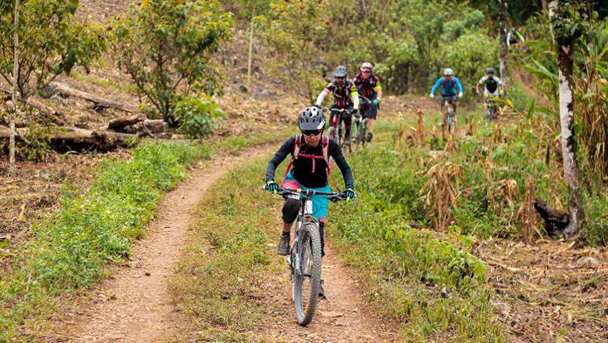 Travesía en bicicleta de Cobán a Semuc Champey | Abril 2018
