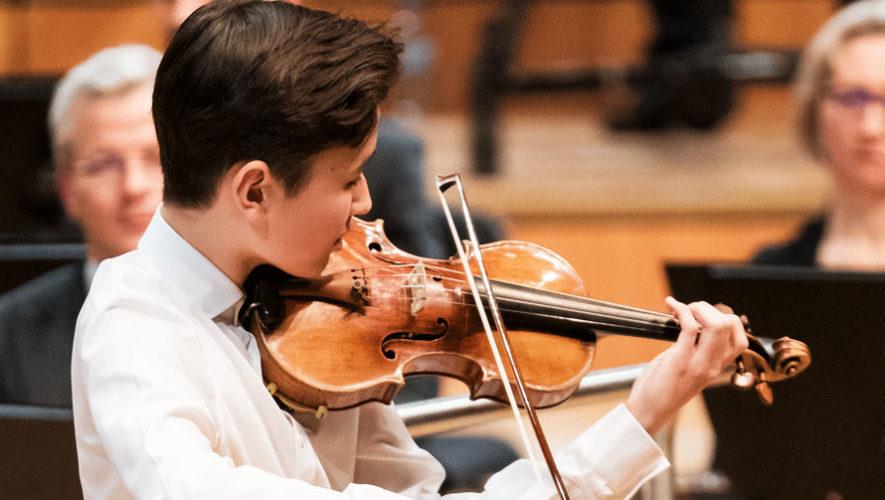Concierto de violines en Antigua | Marzo 2018