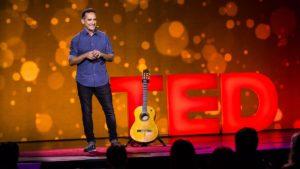 Fotografía con fines ilustrativos, Ted Talks. (Créditos: TED Talks)