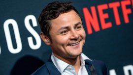 Arturo Castro, actor guatemalteco, presentará su serie en un canal estadounidense