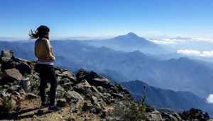 Ascenso al volcán Tacaná | Abril 2018