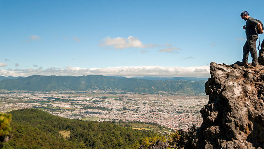 Ascenso de asalto al Volcán Cerro Quemado | Mayo 2018