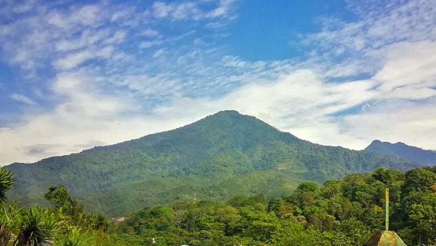Ascenso de un día al volcán Lacandón   Mayo 2018