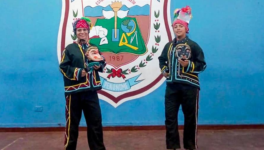 Bailarinas representan a Guatemala en el Festival Internacional Danza Panamá 2018