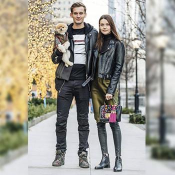 La fotografía incluyó un bolso hecho por Maria's Bag. (Foto: Vogue Japón)