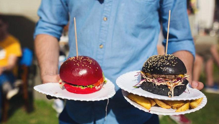 Burger Town Festival de Hamburguesas 2018 en la Ciudad de Guatemala