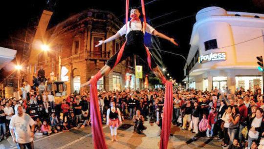 Buscan artistas para participar en el Festival del Centro Histórico 2018
