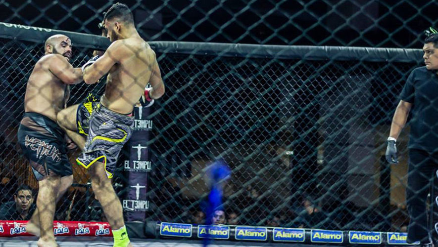 CRF Fight Night: Peleas de MMA en Guatemala | Abril 2018