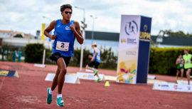 Carlos Mayorga disputó la final del Mundial U-19 de Pentatlón 2018