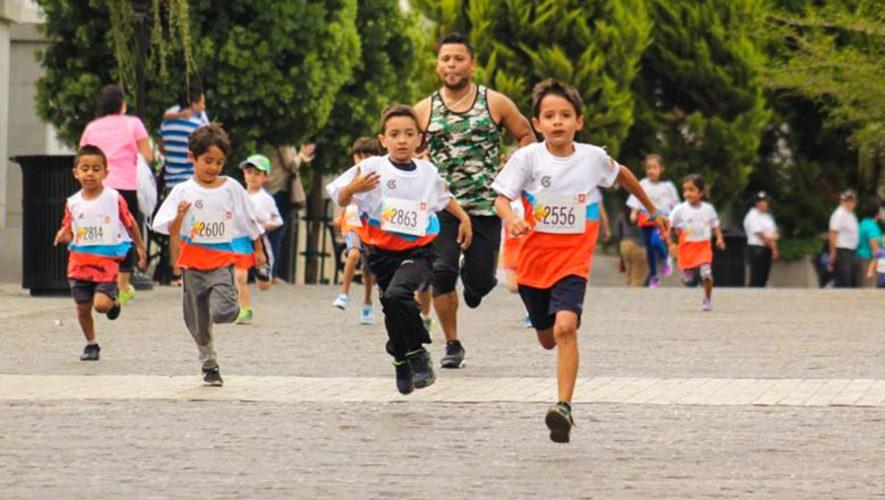Carrera Infantil Cayalá | Mayo 2018