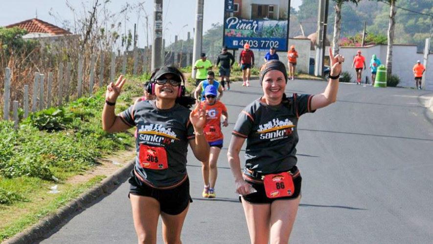 Carrera Sankr15k en Ciudad San Cristóbal | Mayo 2018