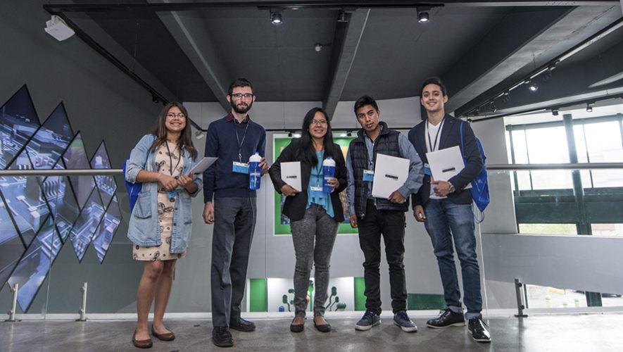 Convocatoria de capacitaciones Programa Valentina de FUNSEPA 2018 en Guatemala
