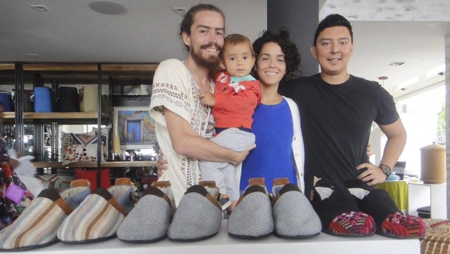 Eco Bambas, empresa de calzado ecológico en Guatemala