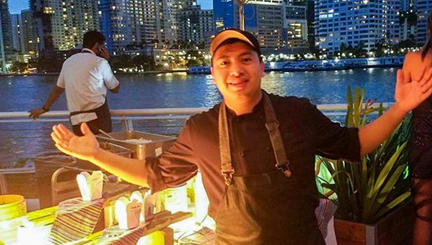 El chef guatemalteco Manuel Tol trabaja en reconocido restaurante de Estados Unidos